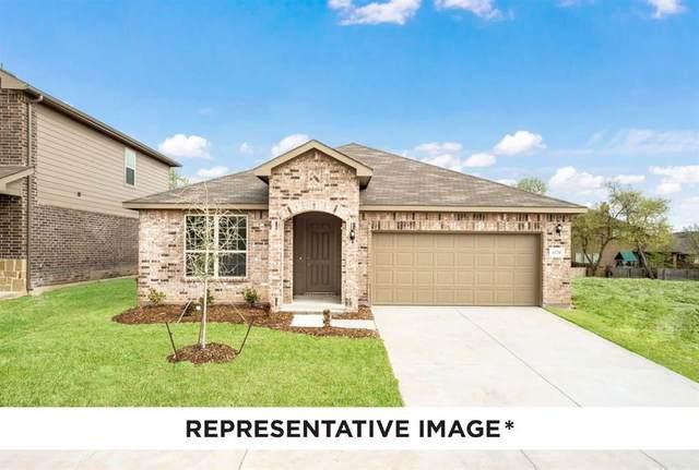1012 Waverly Drive, Van Alstyne, TX 75495 (MLS #14499463) :: Team Hodnett