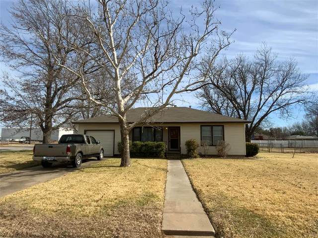 203 S Hickory Street, Muenster, TX 76252 (MLS #14499472) :: Front Real Estate Co.