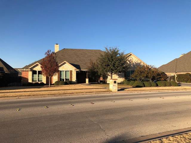 2342 Lynbrook Drive, Abilene, TX 79606 (MLS #14499495) :: Maegan Brest | Keller Williams Realty