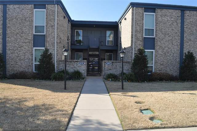 6412 Woodway Drive, Fort Worth, TX 76133 (MLS #14499502) :: The Kimberly Davis Group