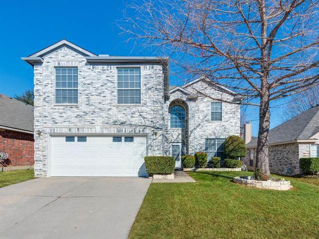 5001 Orchid Drive, Fort Worth, TX 76137 (MLS #14499510) :: All Cities USA Realty