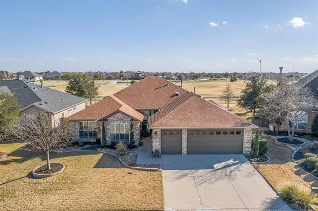 9145 Gardenia Drive, Denton, TX 76207 (MLS #14499513) :: The Mauelshagen Group