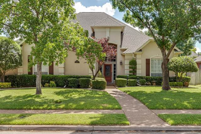 4109 Wellington Drive, Colleyville, TX 76034 (MLS #14499517) :: HergGroup Dallas-Fort Worth