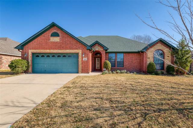 829 Andi Way, Weatherford, TX 76086 (MLS #14499518) :: All Cities USA Realty