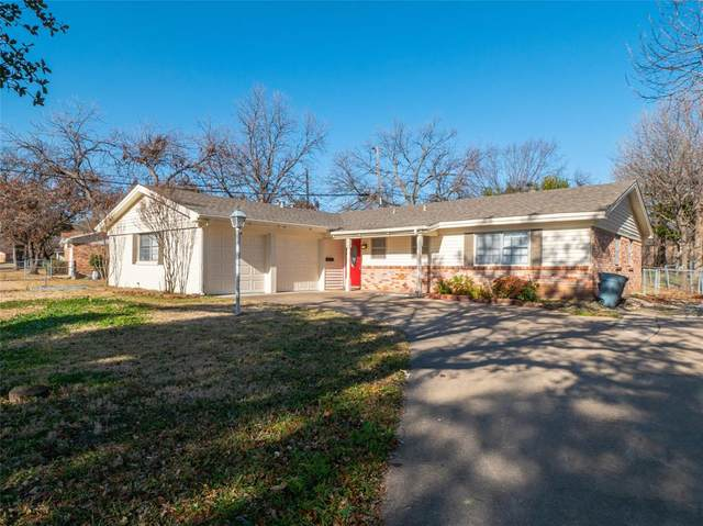 5928 Westcrest Drive E, Edgecliff Village, TX 76134 (MLS #14499521) :: Craig Properties Group