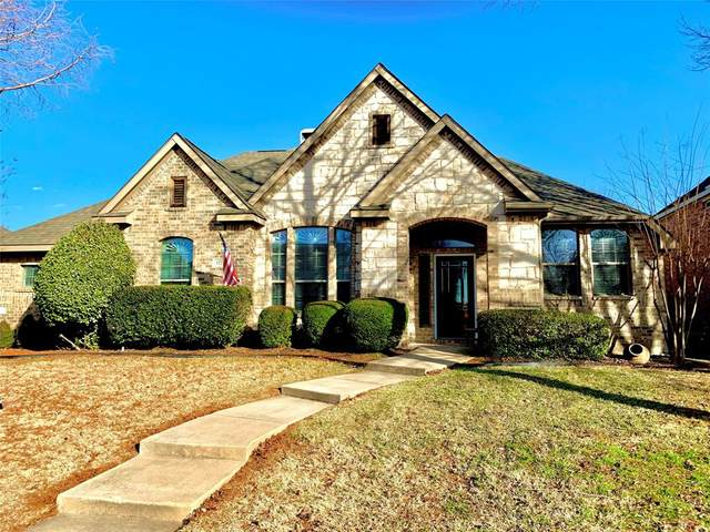 12214 Limestone Drive, Frisco, TX 75033 (MLS #14499542) :: Real Estate By Design