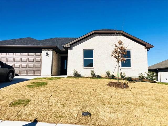 3401 Sandstone Drive, Sherman, TX 75092 (MLS #14499550) :: Real Estate By Design