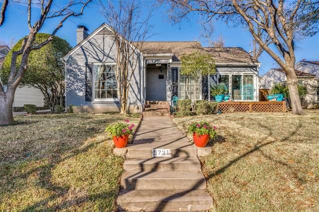 5731 Anita Street, Dallas, TX 75206 (MLS #14499556) :: The Chad Smith Team