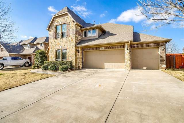 1024 Tara Drive, Burleson, TX 76028 (MLS #14499566) :: The Kimberly Davis Group