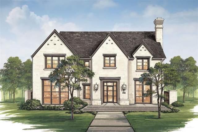 3716 Wentwood Drive, University Park, TX 75225 (MLS #14499567) :: Maegan Brest | Keller Williams Realty