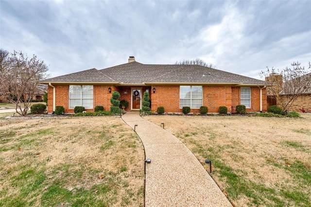 3301 Pony Drive, Plano, TX 75074 (MLS #14499595) :: The Kimberly Davis Group