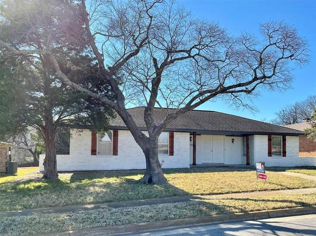 1906 Dancliff Drive, Dallas, TX 75224 (MLS #14499602) :: The Good Home Team