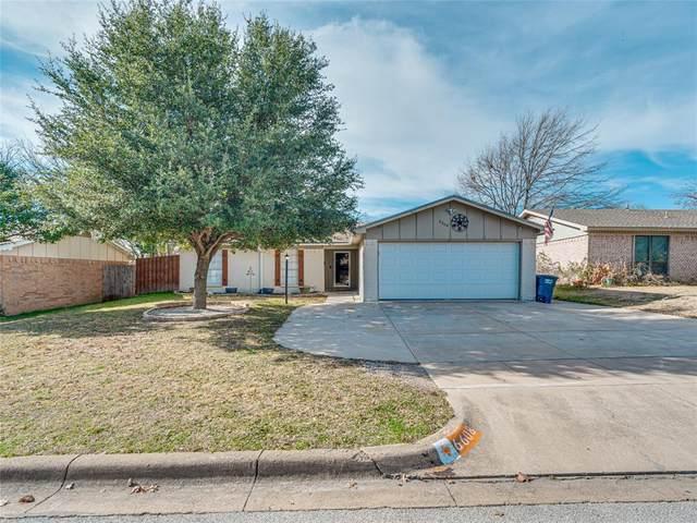 6608 Andora Avenue, Fort Worth, TX 76133 (MLS #14499609) :: The Kimberly Davis Group