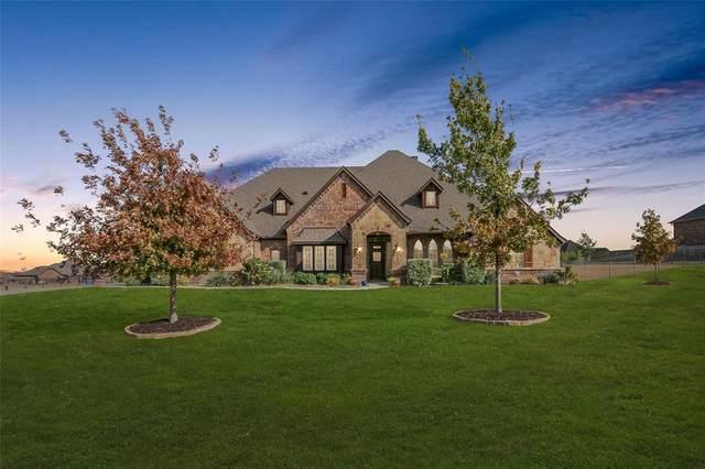 351 Bear Country Drive, Aledo, TX 76008 (MLS #14499618) :: The Kimberly Davis Group