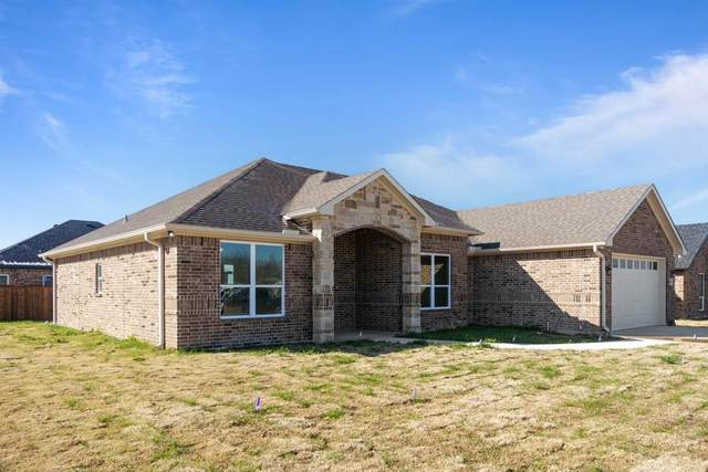 706 Cobblestone Circle, Mabank, TX 75147 (MLS #14499624) :: The Good Home Team