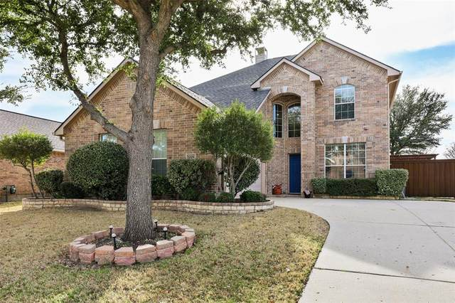1009 Rushmore Drive, Allen, TX 75002 (MLS #14499639) :: The Daniel Team