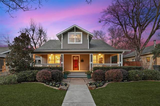 5545 Vickery Boulevard, Dallas, TX 75206 (MLS #14499643) :: Front Real Estate Co.