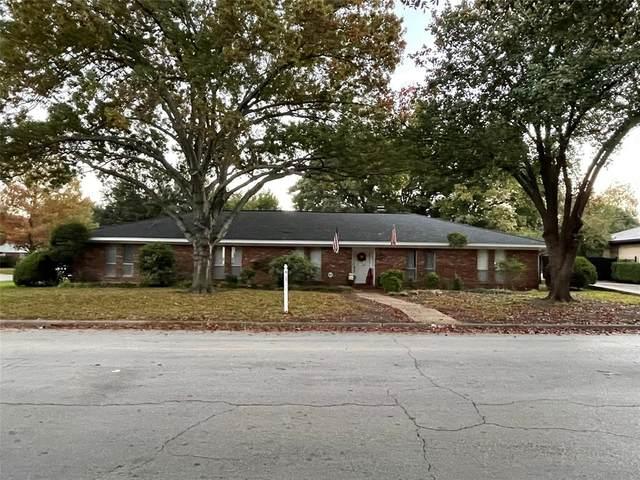 4601 Barwick Drive, Fort Worth, TX 76132 (MLS #14499695) :: The Kimberly Davis Group