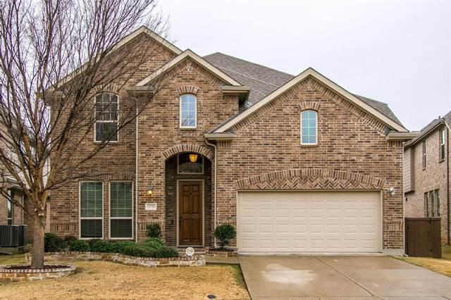 10705 Patton Drive, Mckinney, TX 75072 (MLS #14499706) :: The Rhodes Team