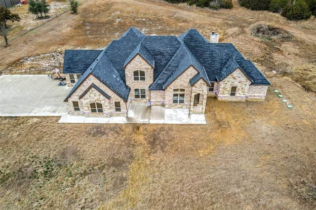 240 Rock Springs Drive, Weatherford, TX 76088 (MLS #14499715) :: All Cities USA Realty