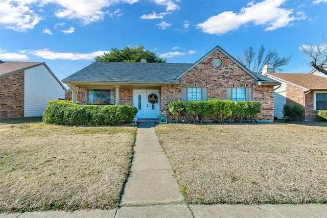 1605 Dorado Street, Garland, TX 75040 (MLS #14499721) :: EXIT Realty Elite