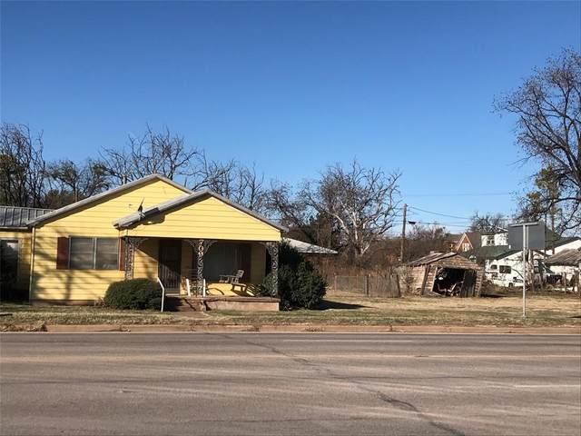 709-711 N Main Street, Seymour, TX 76380 (MLS #14499722) :: The Kimberly Davis Group
