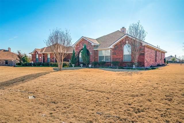401 Starlight Lane, Royse City, TX 75189 (MLS #14499724) :: The Mitchell Group