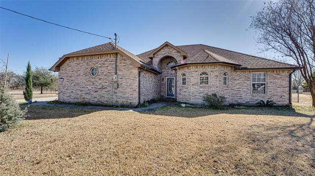 105 Country Drive, Waxahachie, TX 75165 (MLS #14499728) :: The Kimberly Davis Group