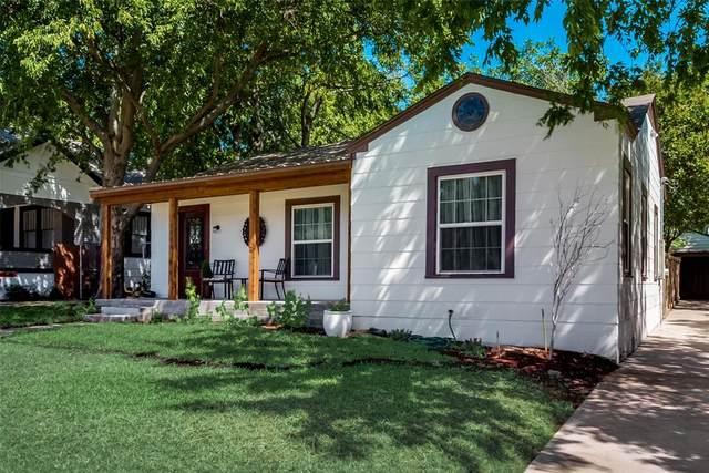 3708 Mattison Avenue, Fort Worth, TX 76107 (MLS #14499740) :: The Mauelshagen Group