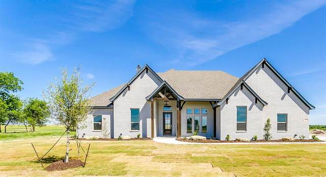 120 Finney Drive, Weatherford, TX 76085 (MLS #14499752) :: The Good Home Team