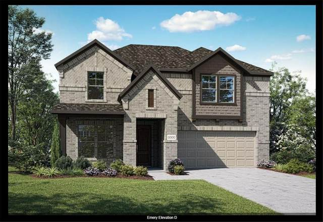 548 Taylor Drive, Fate, TX 75087 (MLS #14499757) :: The Juli Black Team