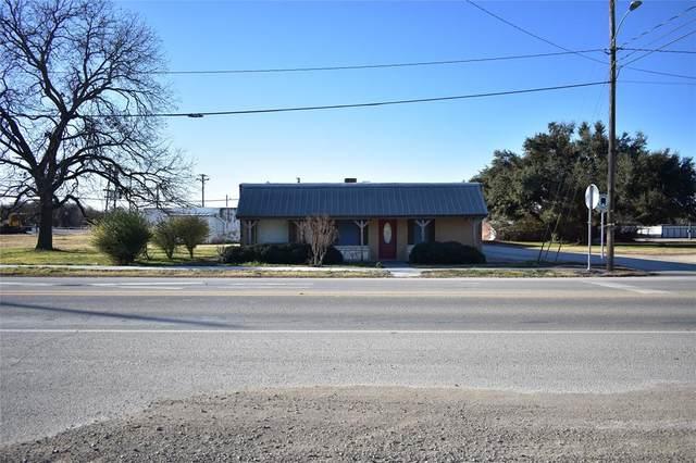 403 E Blackjack, Dublin, TX 76446 (MLS #14499758) :: The Kimberly Davis Group