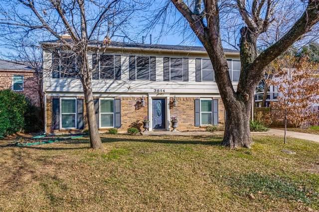 3814 Cortadera Court, Flower Mound, TX 75028 (MLS #14499766) :: The Kimberly Davis Group