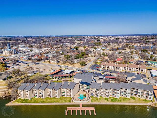 401 E Pearl Street #2301, Granbury, TX 76048 (MLS #14499768) :: Front Real Estate Co.