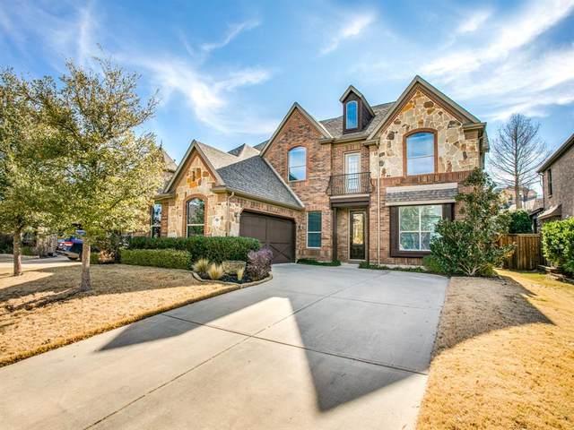 412 Misty Ridge Drive, Keller, TX 76248 (MLS #14499785) :: The Kimberly Davis Group