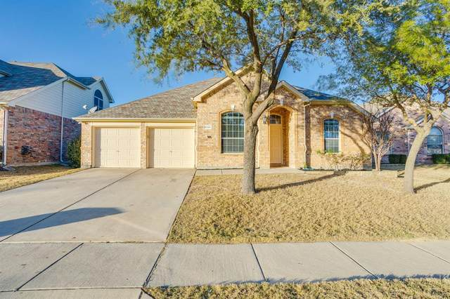 3265 Button Bush Drive, Fort Worth, TX 76244 (MLS #14499797) :: The Good Home Team