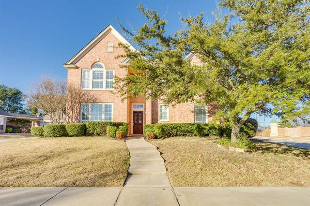 921 Creekhollow Court, Keller, TX 76248 (MLS #14499808) :: The Good Home Team