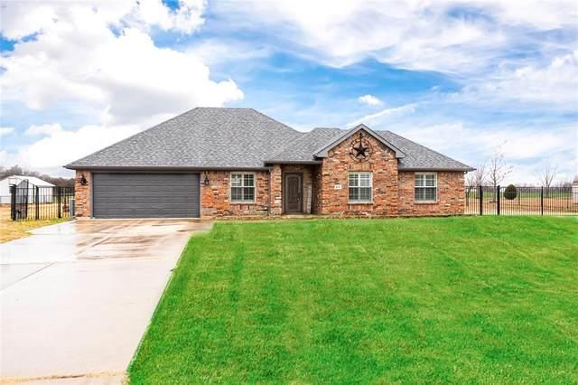 815 Cross Post Lane, Mckinney, TX 75069 (MLS #14499820) :: The Mauelshagen Group