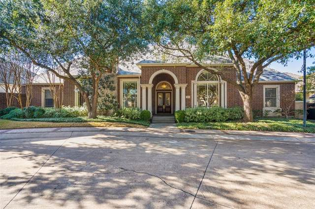 11 Sarah Nash Court, Dallas, TX 75225 (MLS #14499891) :: The Good Home Team