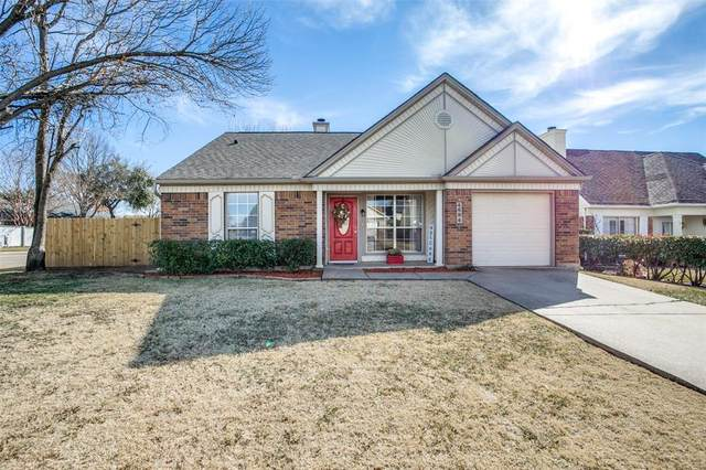 4684 Greenfern Lane, Fort Worth, TX 76137 (MLS #14499895) :: The Mauelshagen Group