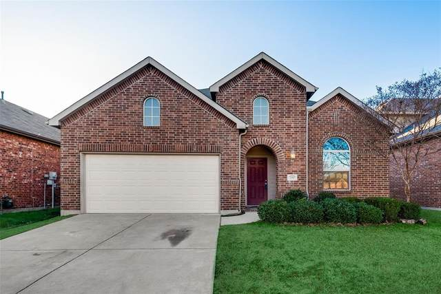 1304 Wheatear Drive, Little Elm, TX 75068 (MLS #14499898) :: Real Estate By Design