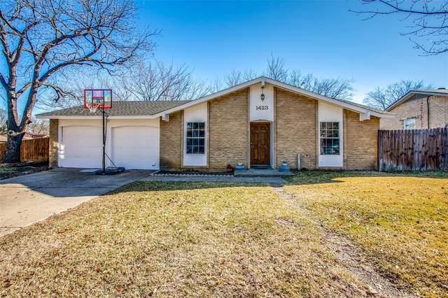 1423 Natches Drive, Arlington, TX 76014 (MLS #14499899) :: RE/MAX Pinnacle Group REALTORS