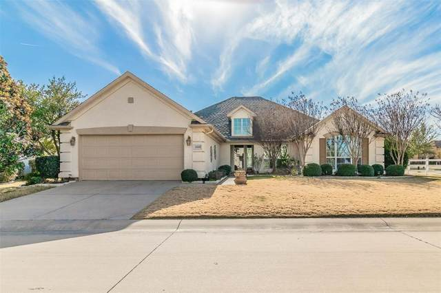 10808 Balentine Street, Denton, TX 76207 (MLS #14499900) :: The Kimberly Davis Group