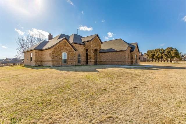301 Spring View Court, Springtown, TX 76082 (MLS #14499902) :: Post Oak Realty