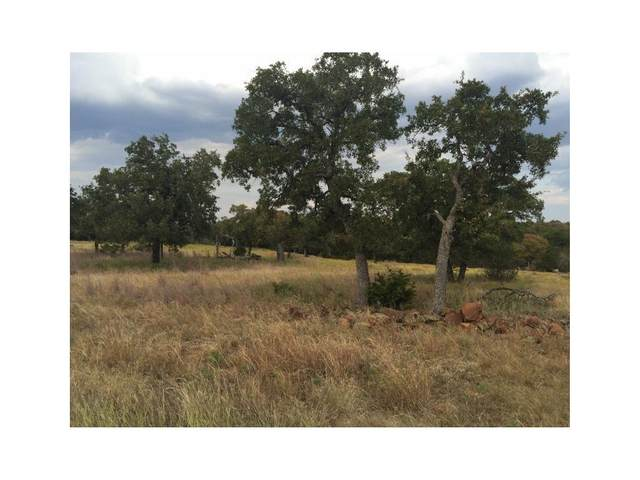 Lot 34 Stagecoach, Gordon, TX 76453 (MLS #14499921) :: RE/MAX Landmark