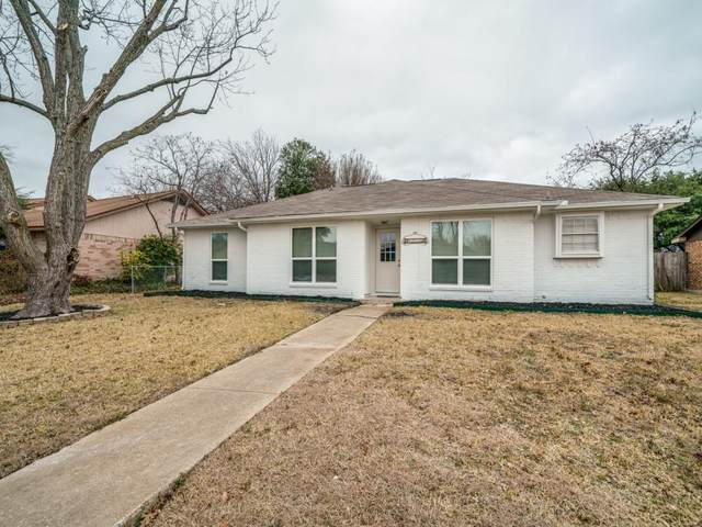8809 Doliver Drive, Rowlett, TX 75088 (MLS #14499927) :: Real Estate By Design