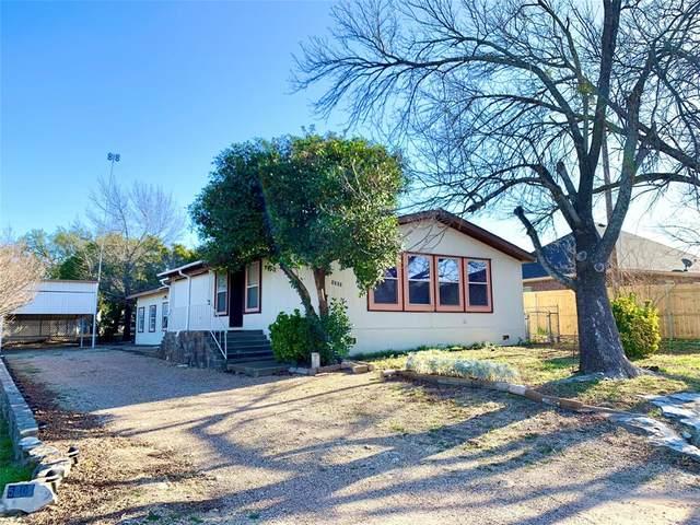 5203 Stoneridge Drive, Granbury, TX 76048 (MLS #14499973) :: Frankie Arthur Real Estate