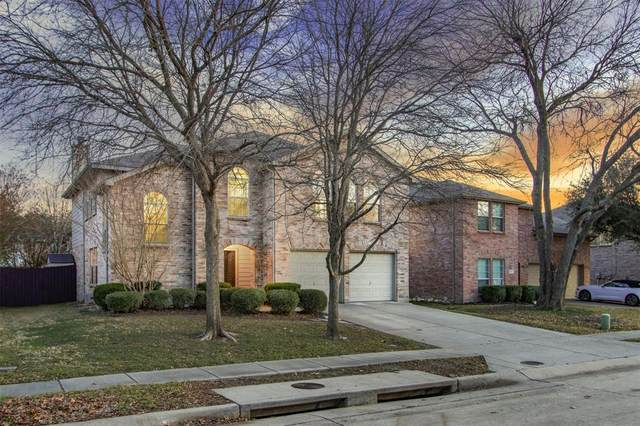 3409 Grant Street, Mckinney, TX 75071 (MLS #14500022) :: All Cities USA Realty