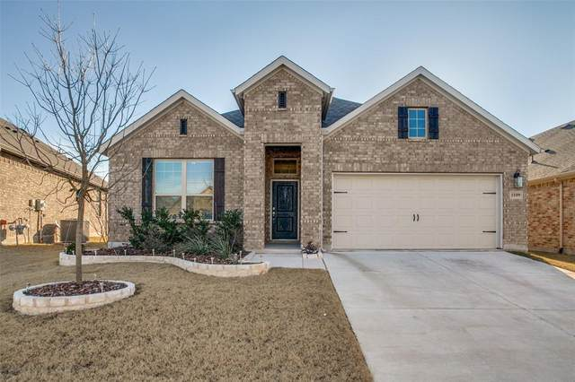 1109 Bluebird Way, Celina, TX 75009 (MLS #14500037) :: Real Estate By Design