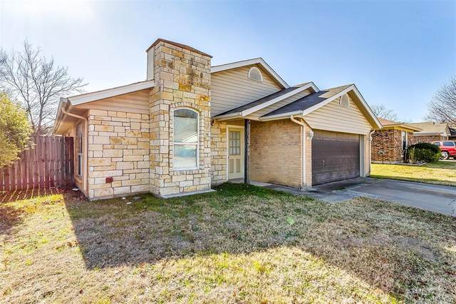 6548 Westridge Drive, Watauga, TX 76148 (MLS #14500040) :: The Mauelshagen Group